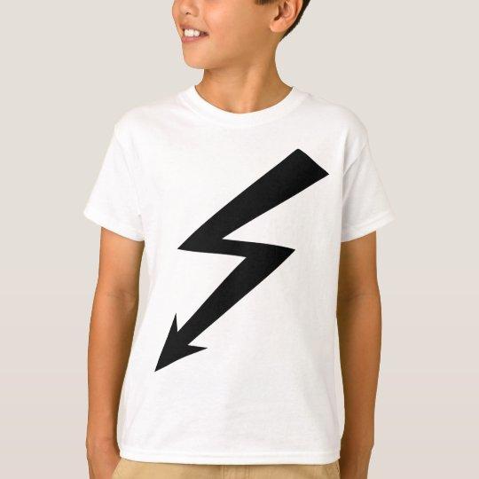 black flash icon T-Shirt