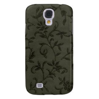Black Floral iPhone 3 Case