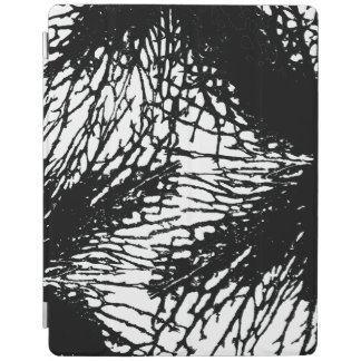 Black Flower iPad Smart Cover iPad Cover