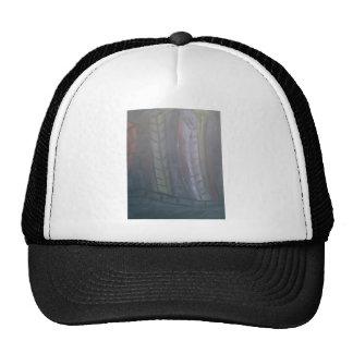 Black Fog Trucker Hat