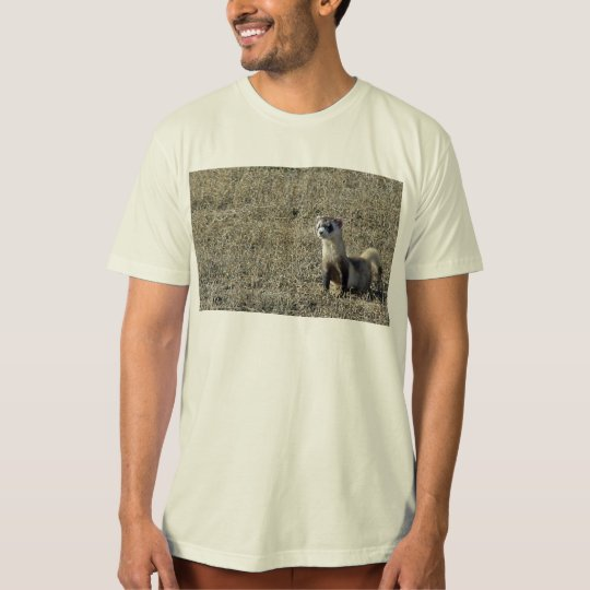 Black-Footed Ferret T-Shirt