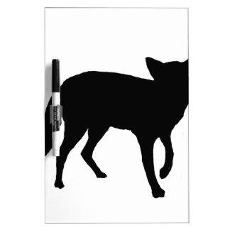 Black Fox Dry-Erase Whiteboards