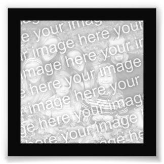 Black Frame Photo