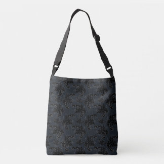 Black French Tote