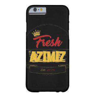 Black FRESH AZIMIZ | iPhone 6/6s case