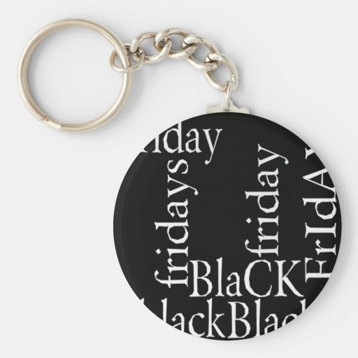 Black Friday gifts Key Chain