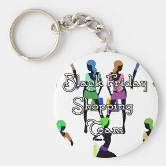 Black Friday Glamour Girls Key Chain
