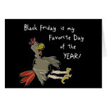 Black Friday Greeting Cards