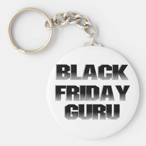 Black Friday Guru Key Chains