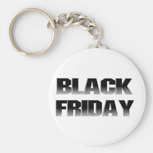 Black Friday Key Chains