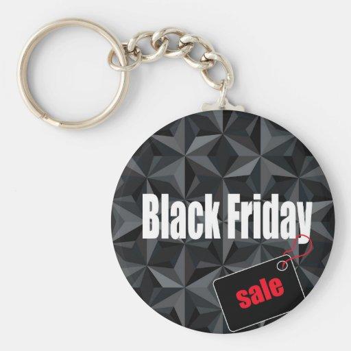 Black Friday Key Chain