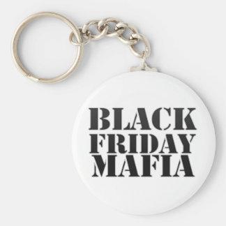 Black Friday Mafia Keychain