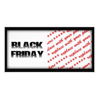 BLACK FRIDAY PHOTO CARD