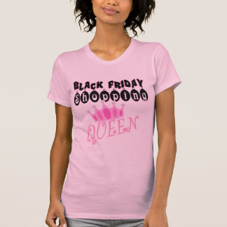 Black Friday Shopping Queen Funny T Shirt