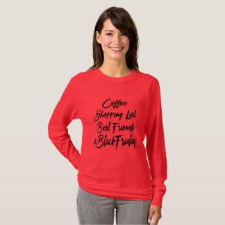 Black Friday Shopping Shirt