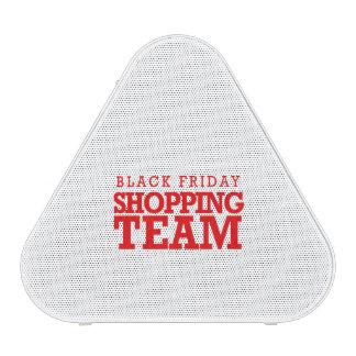 Black Friday Shopping Team -- Holiday Humor