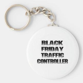 BLACK FRIDAY TRAFFIC CONTROLLER KEY CHAIN