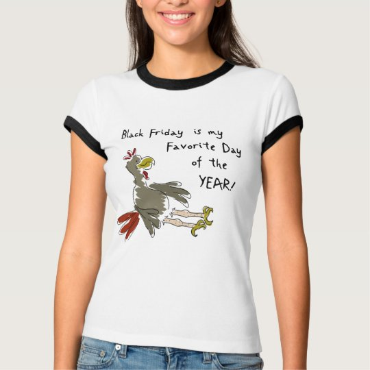 Black Friday Turkey T-Shirt