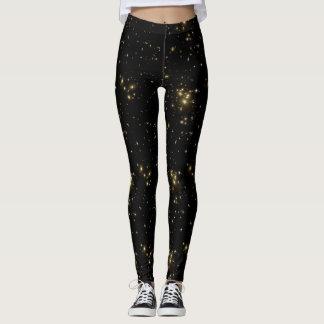 Black Galaxy Pants