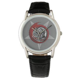 Black Gear watch