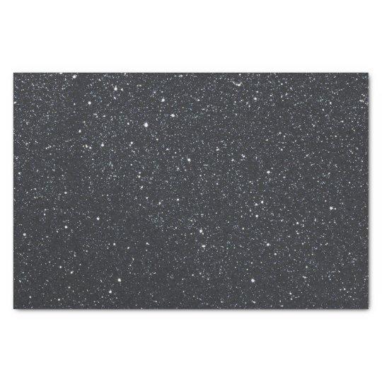 Black Glitter Gray Beauty Lashes Eyes Tissue Paper