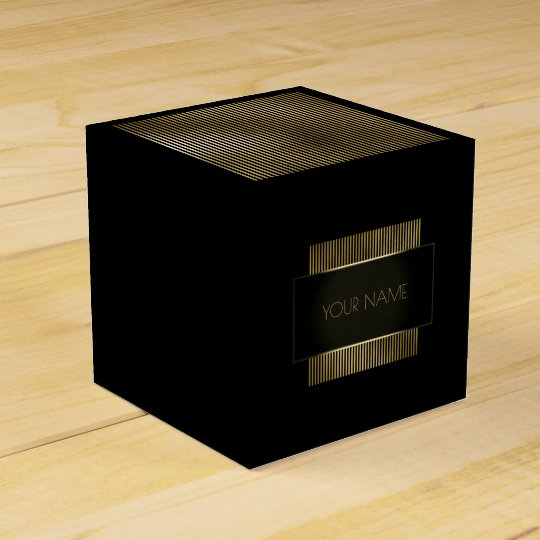Black Gold Conceptual Minimal Name Geometry Favour Box