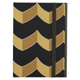 Black Gold Cover For iPad Air