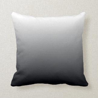 Black Gradient Cushion