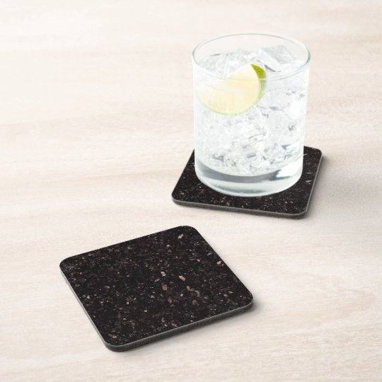 Black Granite Coaster