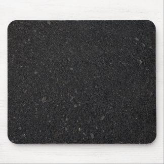 Black gravel mouse pad
