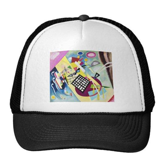 Black Grid Cap