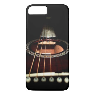 (black guitar) iphone 7/8 case