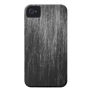 Black Hair Texture Case-Mate iPhone 4 Cases