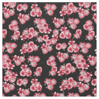 Black Hawaiian Multi1 Fabric