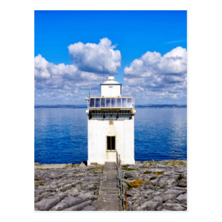 Black Head Lighthouse Postcard