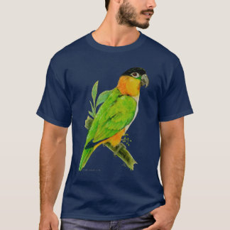 Black Headed Caique T-Shirt