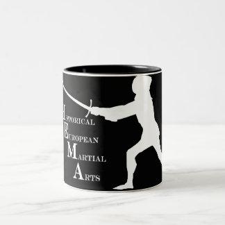 Black Hema mug