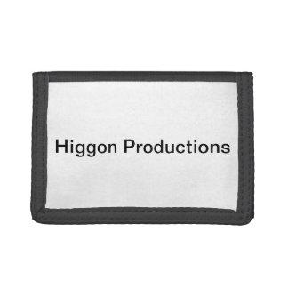 Black Higgon Productions Nylon Wallet