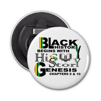 Black History Bottle Opener