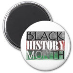 Black History Month (African Flag) Magnet