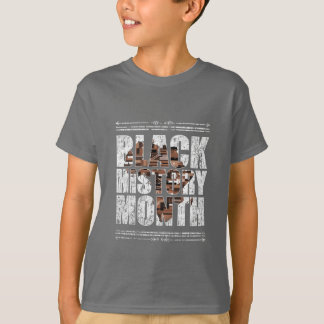Black History Month. African Roots T-Shirt