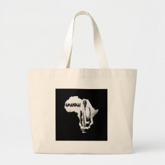 Black History Month - AMANDLA Tote Bags