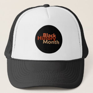 BLACK HISTORY MONTH Hat