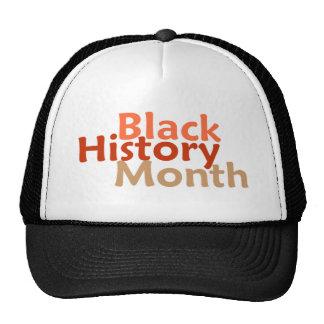 BLACK HISTORY MONTH Hat