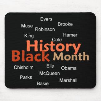 BLACK HISTORY MONTH Mousepad