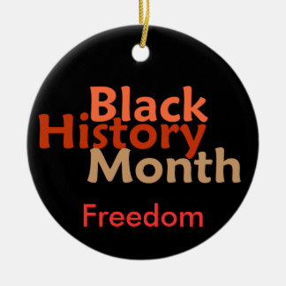 Black History Month Ornament