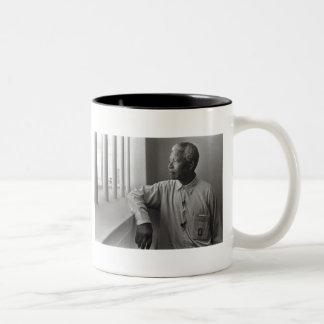 Black History month Two-Tone Coffee Mug