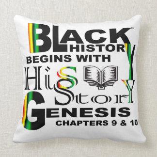 Black History Pillow