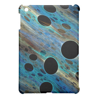 Black Hole Abstract Cover For The iPad Mini