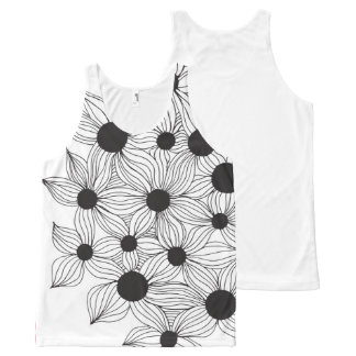 Black Hole All-Over Print Tank Top